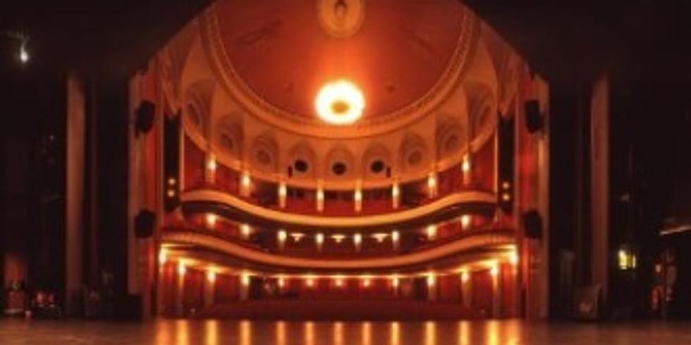 Blick hinter die Kulissen unseres Stadttheaters