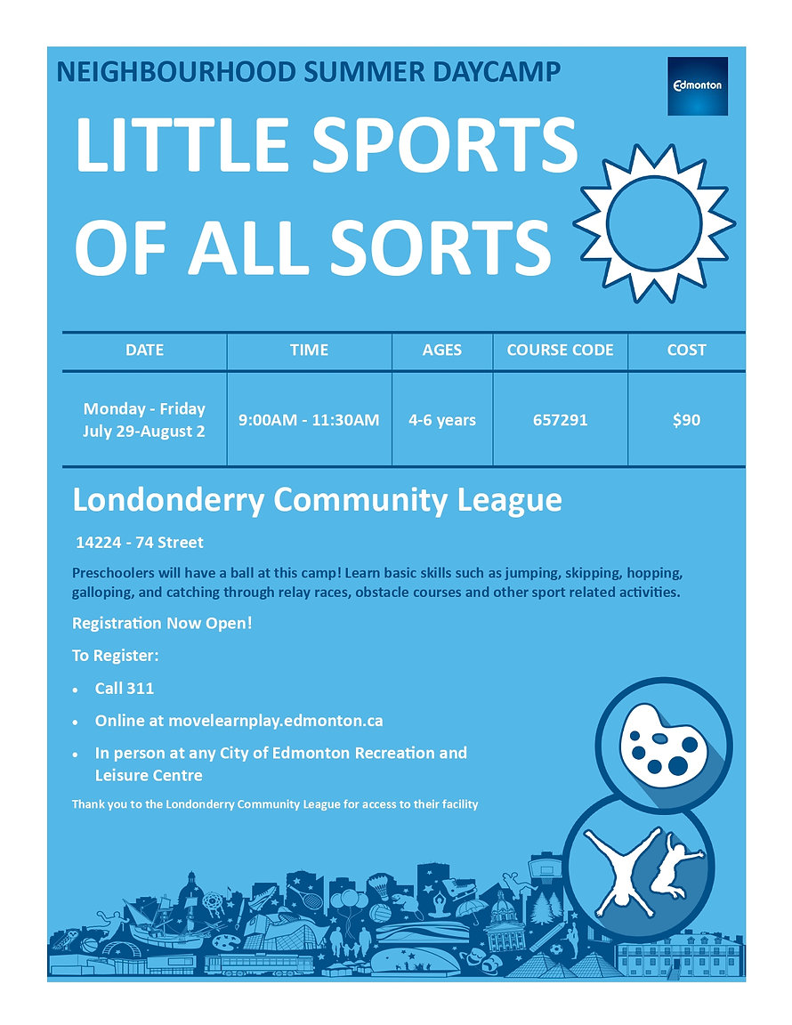 Londonderry - Little Sports of All Sorts