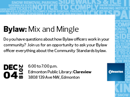 3475 - Bylaw Meet and Greet email invite