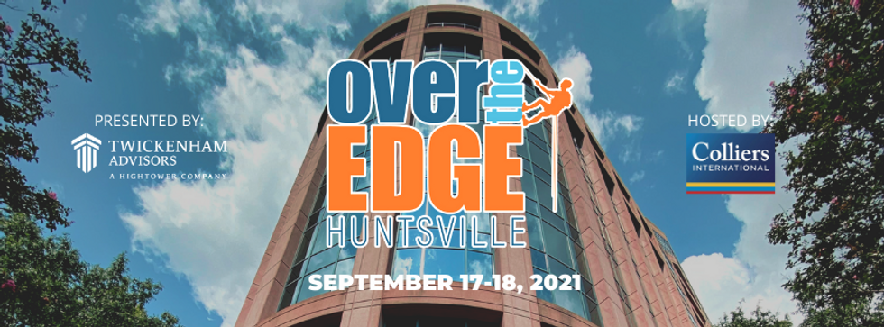 Over the Edge Banner
