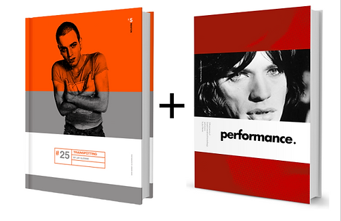 Pre order #25 Trainspotting Plus Performance - The Making of a Classic