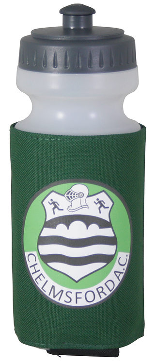 Chelmsford AC Water Bottle & Holder
