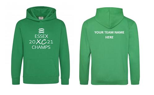 Essex XC Champs 2021 Souvenir Hoodie
