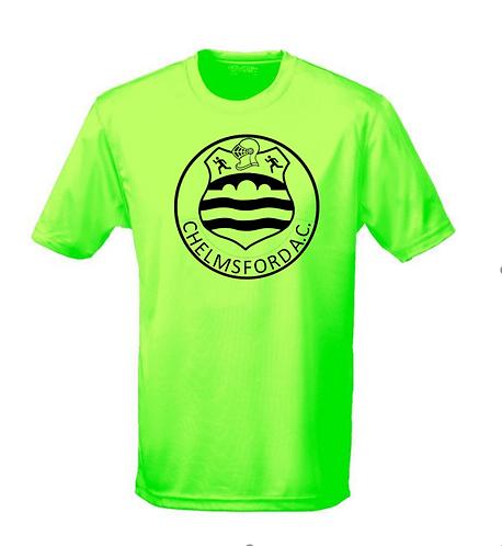 Chelmsford AC Hi-Viz T-Shirt