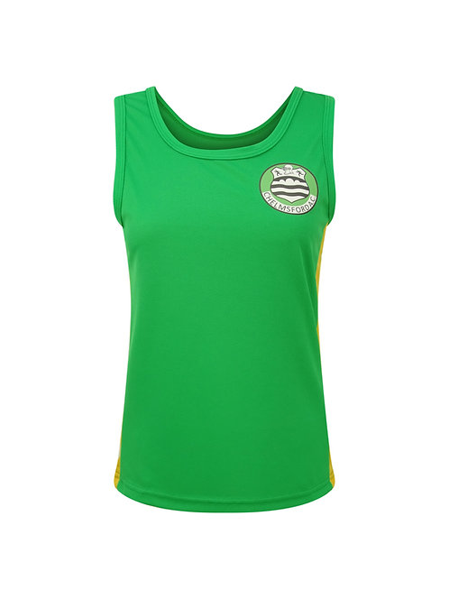 Chelmsford AC Junior Girls Competition Vest