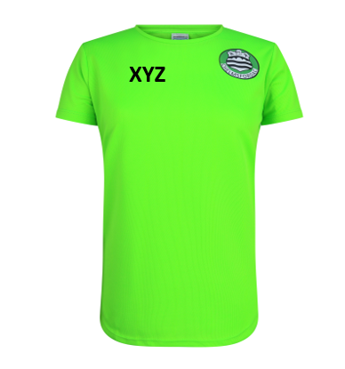 Endurance Academy Hi Viz Performance T-Shirt