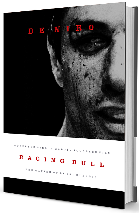 Raging Bull - The Making Of - Limited Edition of 1980 Copies
