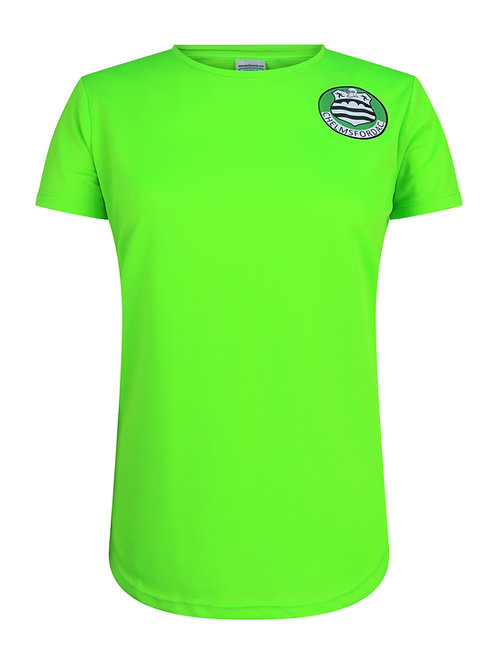 Chelmsford AC Mens Hi-Viz Training T-Shirt