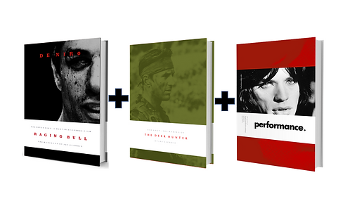 Raging Bull, The Deer Hunter & Performance Bundle (Pre Order)