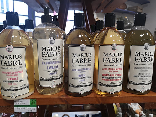 savon liquide de marseille 1 litre