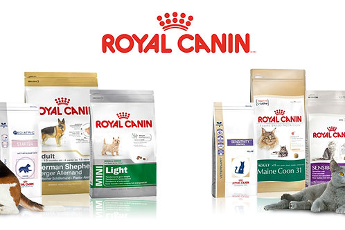 gamme Royal Canin