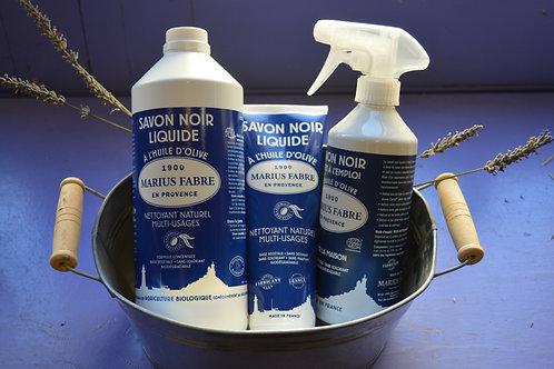 savon noir liquide Marius Fabre