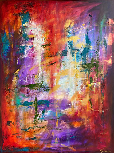 Wild at Heart - SOLD