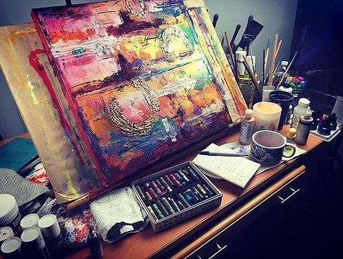Continuing Art Coaching