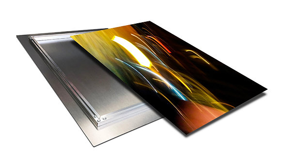 Landscape Wall Art - Flares in the Dark