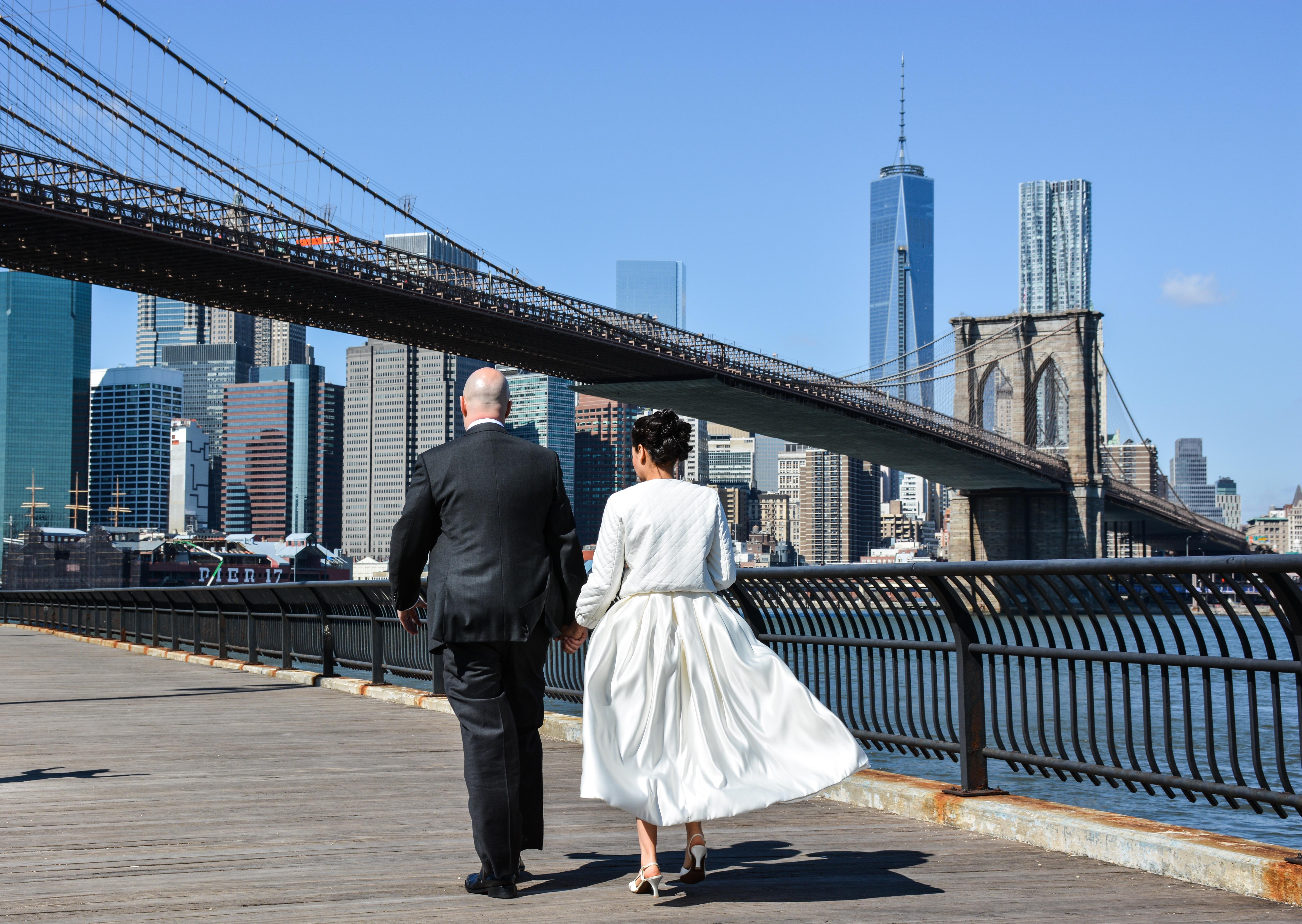 Wedding   Dumbo, NY
