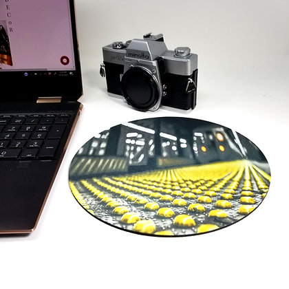 Mouse Pad - Late