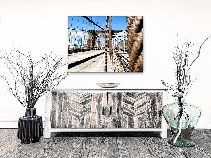 Brooklyn Bridge III | Landscape Art