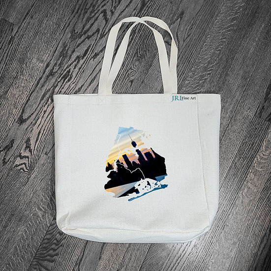 Tote Bag Designs - Face of NYC | Skyline