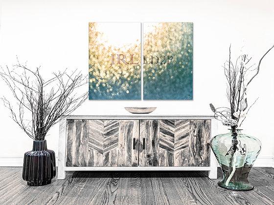 Landscape HD Metal Wall Art - Endless Summer
