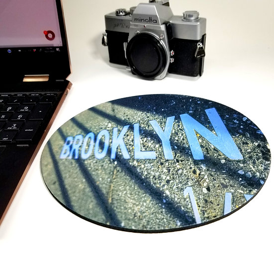 Mouse Pad - Brooklyn