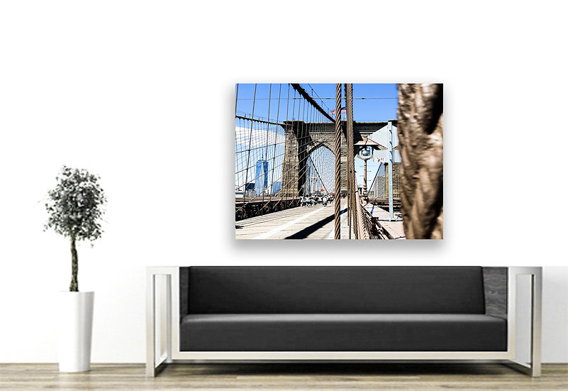 Brooklyn Bridge | HD Metal Subscription