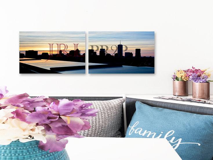 NYC Downtown Skyline I | Sale