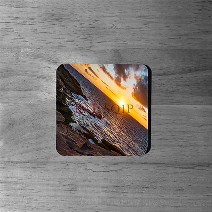 Hawaiian Mornings - Cork Coasters