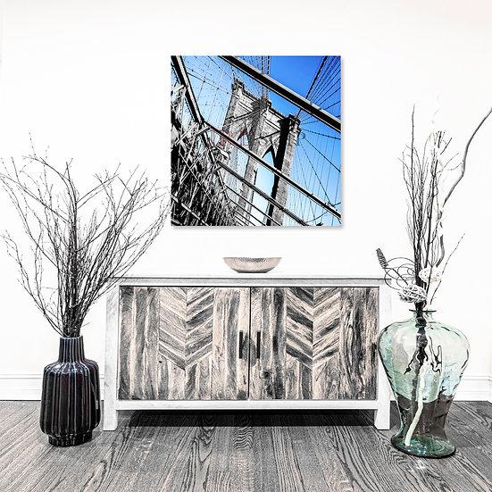 Brooklyn Bridge I | Square Art