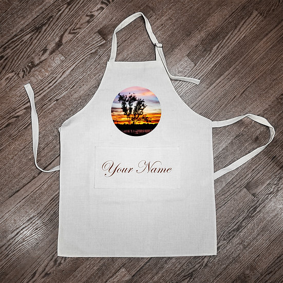 Custom Apron - West Side Story
