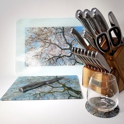 Kitchen/Dining Tabletop  Set - Spring Lightening