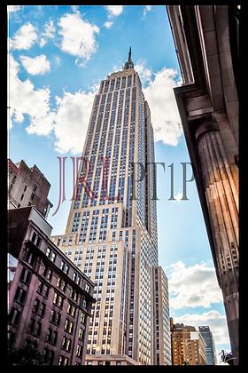 Portrait Wall Art - Empire State Building II