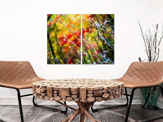 Landscape Wall Art - Fall Cotton