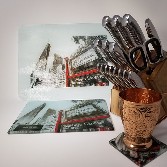 Kitchen/Dining Tabletop  Set - Freedom Tower II