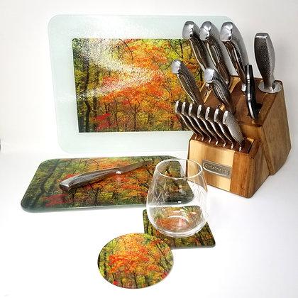 Kitchen/Dining Tabletop  Set - Reforestation