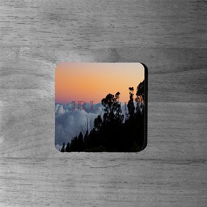 Haleakala Mornings - Cork Coasters