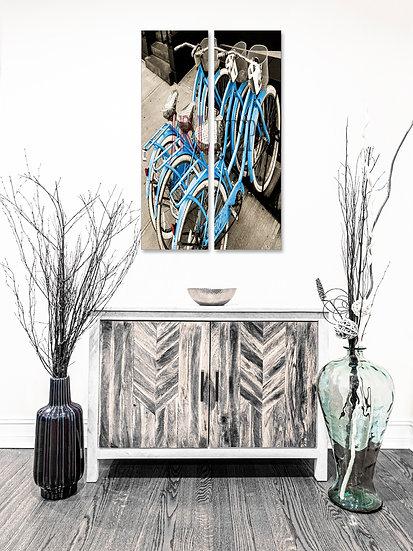 Vintage Bicycles | Portrait Art