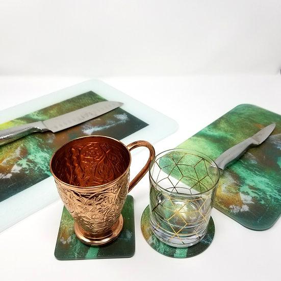 Kitchen/Dining Tabletop  Set - Emerald Coast