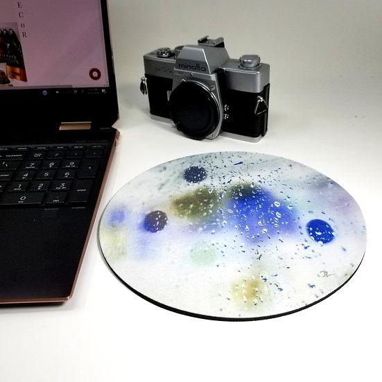 Mouse Pad - Rain has Color