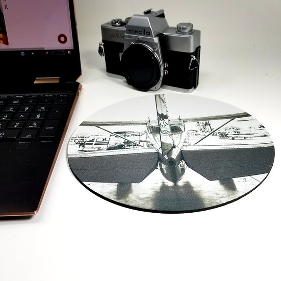 Mouse Pad - Aviation