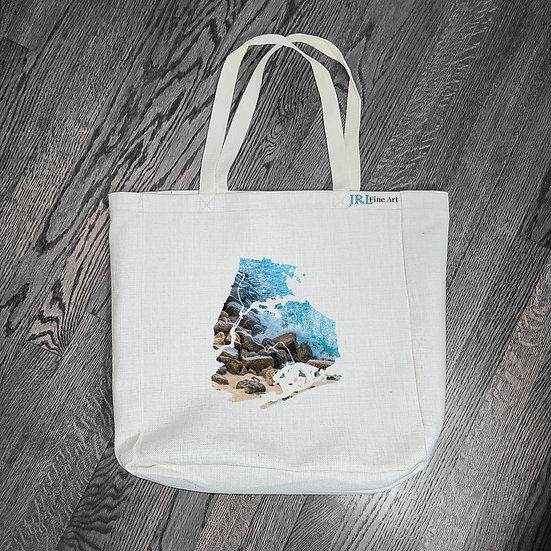 Tote Bag Designs - Face of NYC | Conflict