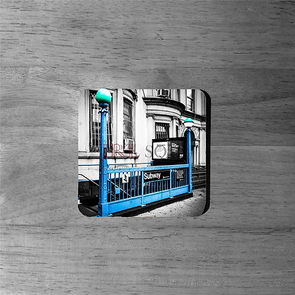Brooklyn Pillars - Cork Coasters