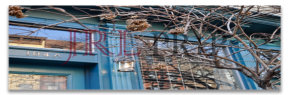 Panoramic Wall Art - Storefront Branches - Art