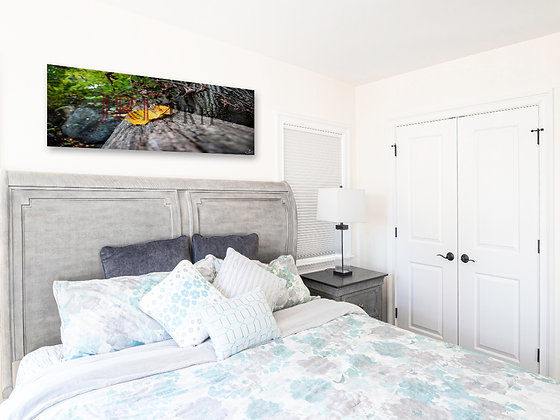 Panoramic Wall Art - First To Fall