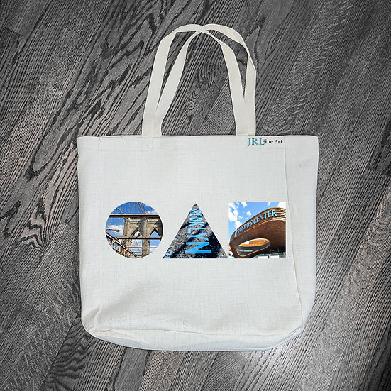 Tote Bag Designs - Brooklyn