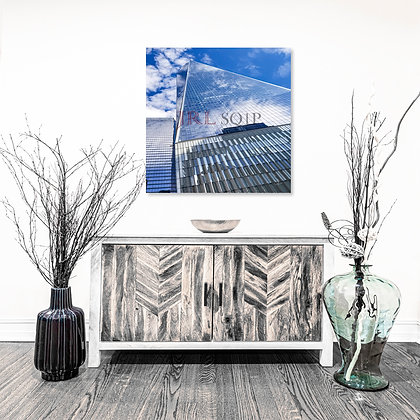 Square Wall Art - Freedom Tower I