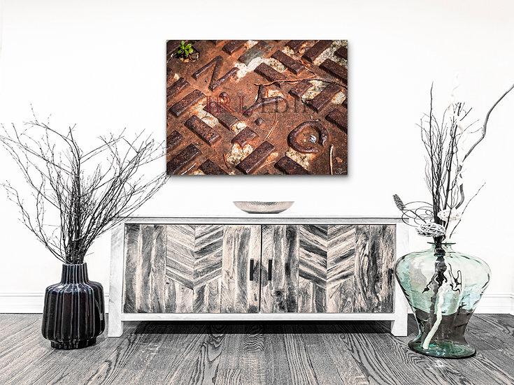 NYC Rust | Landscape Art