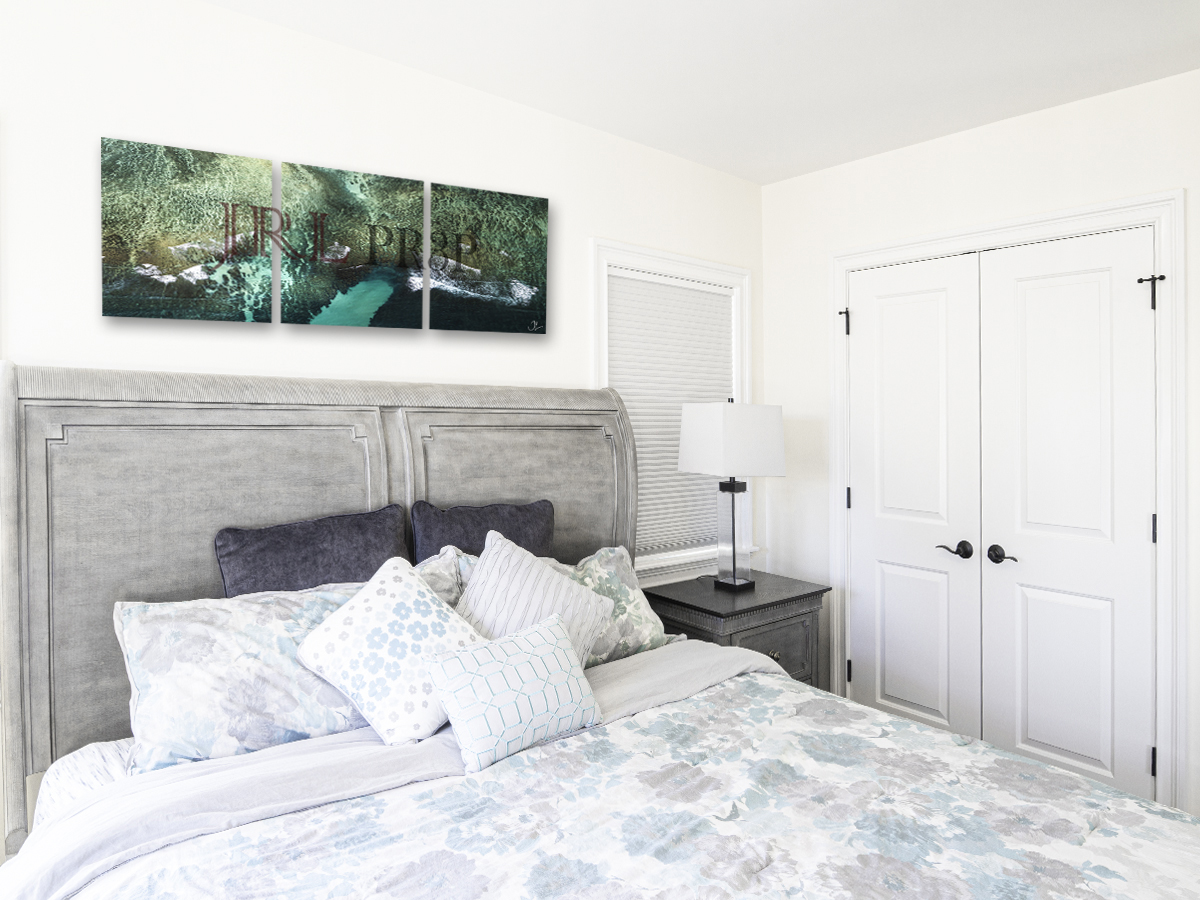 7 - Bedroom Wall Layout