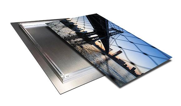Landscape Wall Art - Manhattan Bridge Sunset