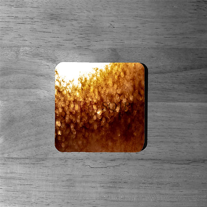 Inches From the Sun - Cork Coasters